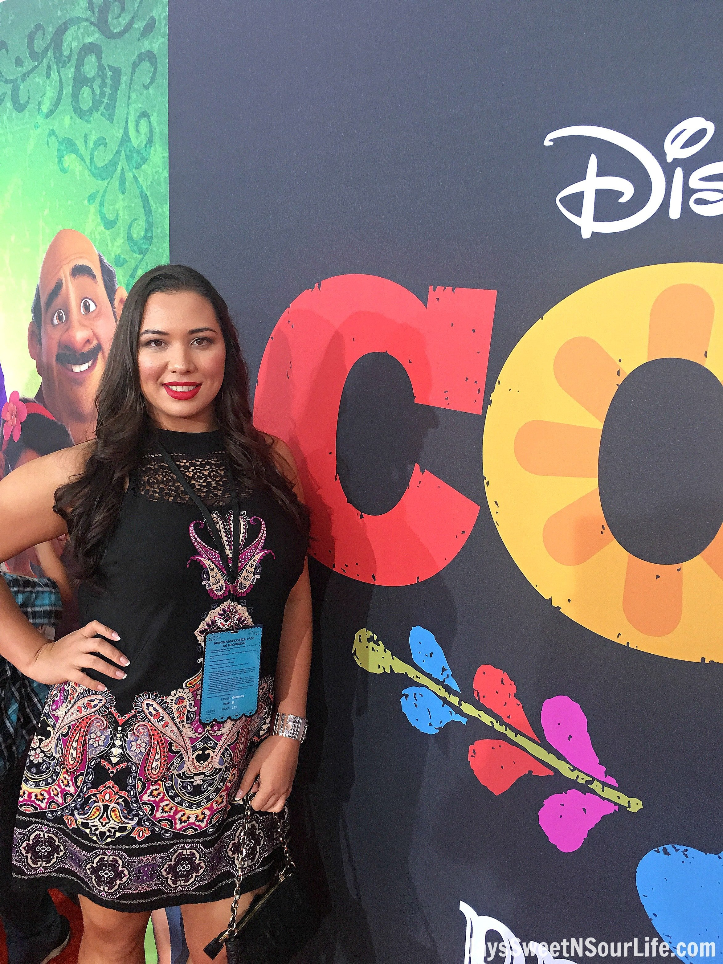 My Expierence at Disney Pixar's Coco Premiere in LA