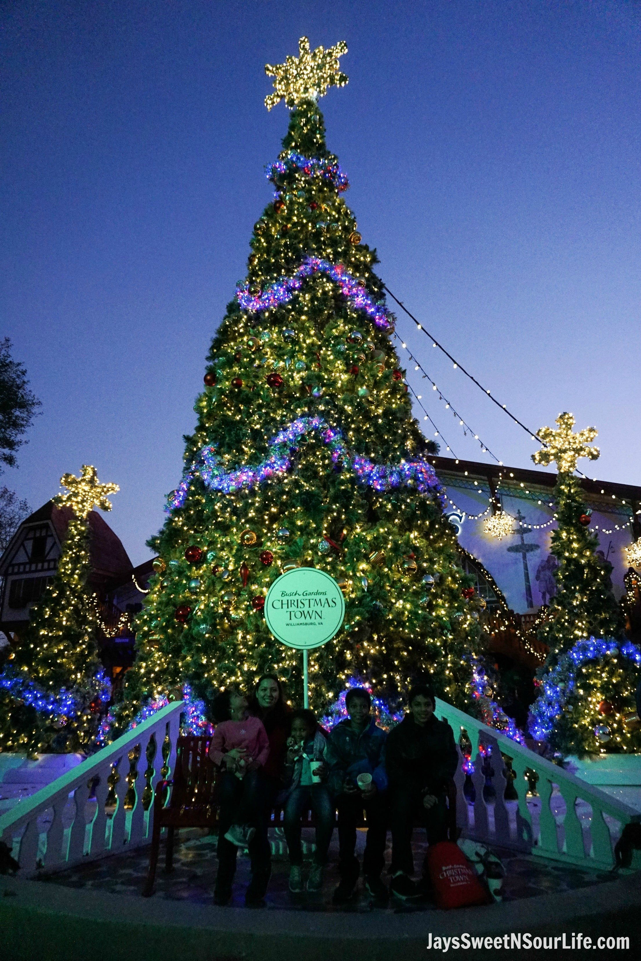 after finally have experienced christmas town at busch gardens i can now testify with my own memories and stories how magical this celebration is - Christmas Town Busch Gardens Williamsburg