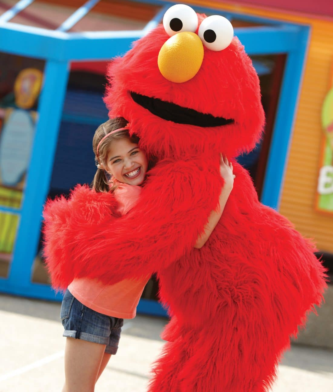 Every weekend from April 13 through May 20, join Elmo, Cookie Monster, Abby Cadabby and everyone's favorite furry friends for fun at Sesame Street® Kids' Weekends. Grab your spring time tickets today for some weekend fun with Elmo and all his friends.