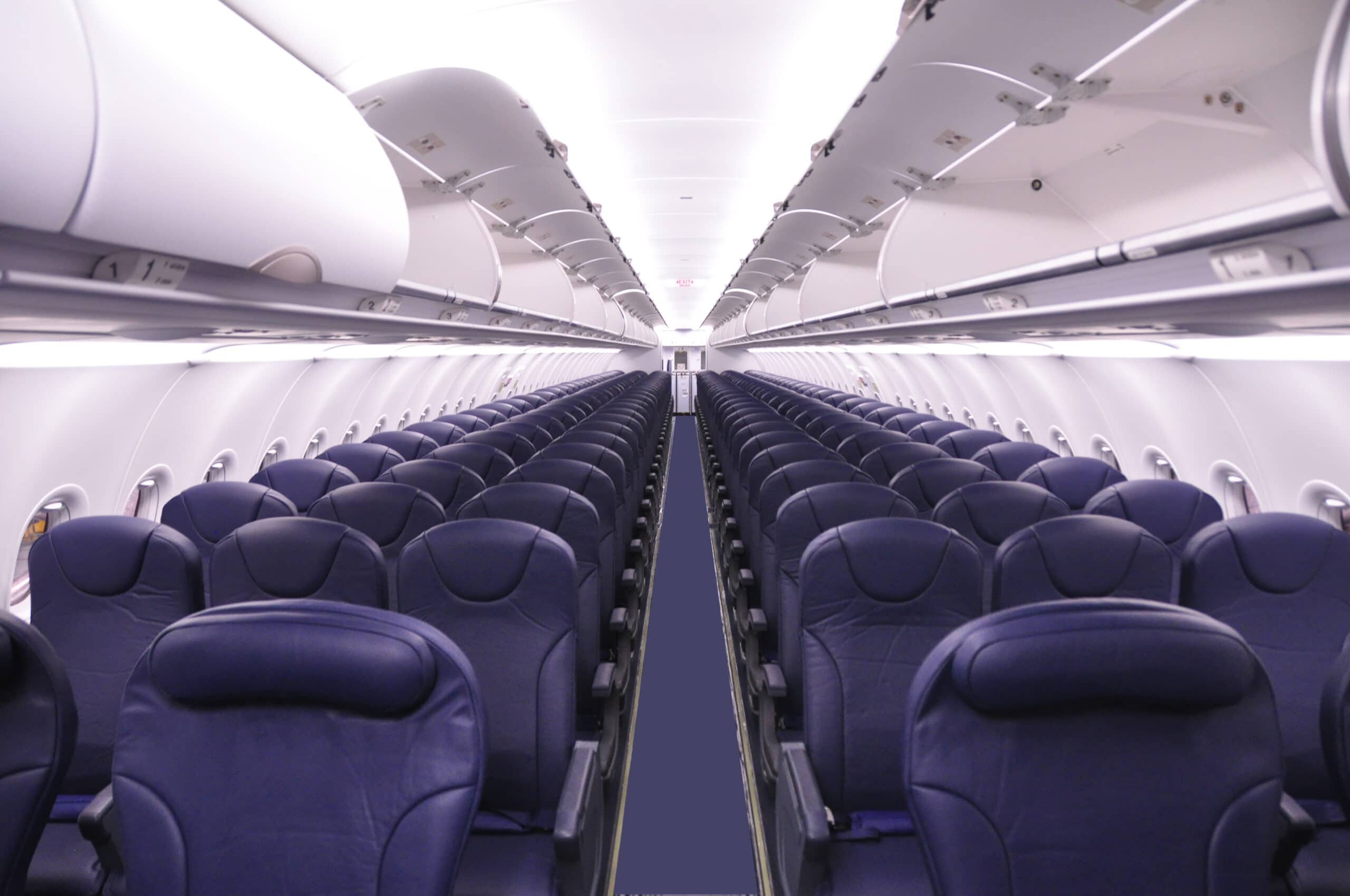 Fly more and pay less with Spirit Airlines bare fare. This inside look at Spirit Airlines A320 Aircraft interier shows what you can expect when you choose Spirit Airlines.