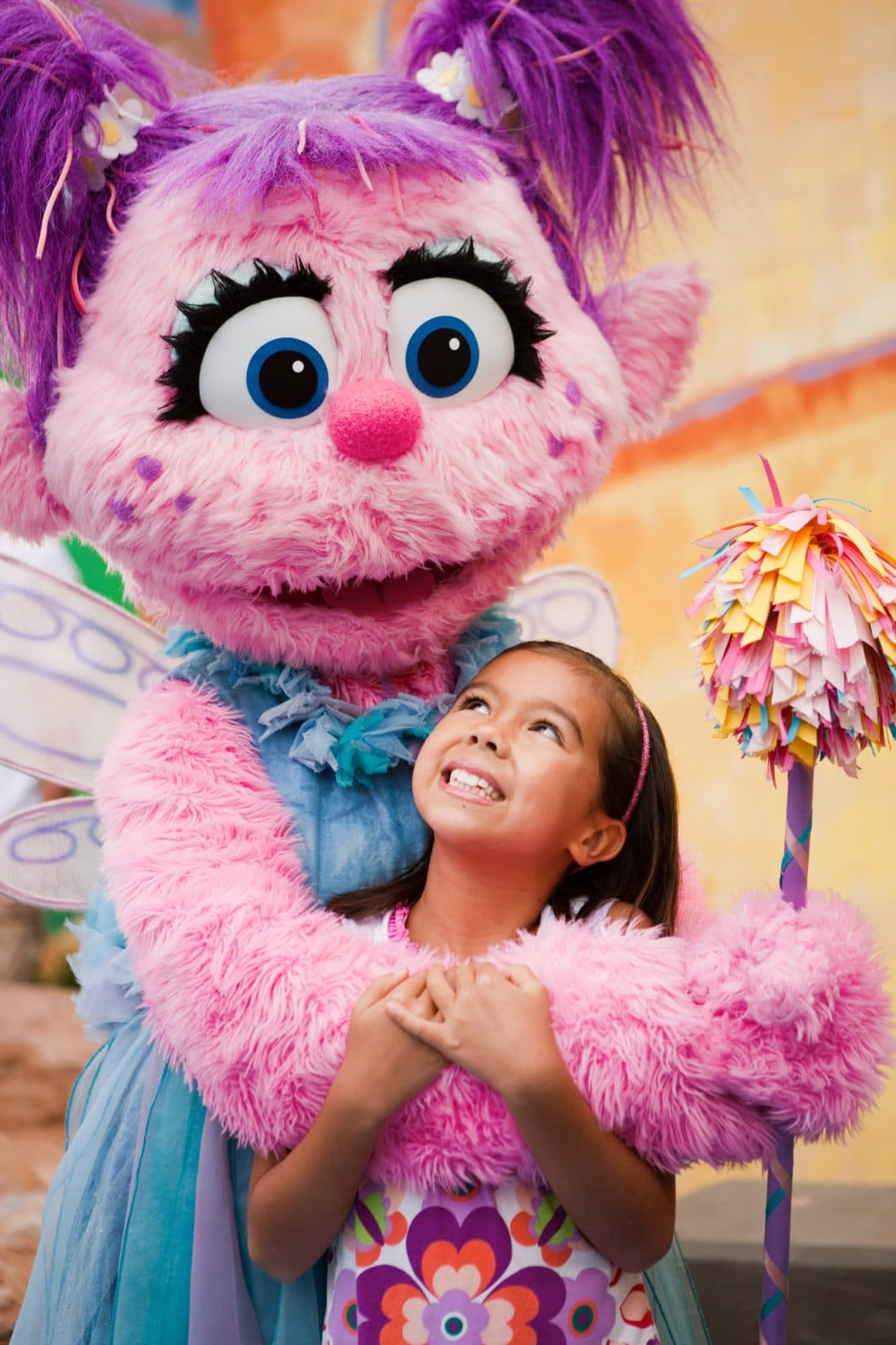 Every weekend from April 13 through May 20, join Elmo, Cookie Monster, Abby Cadabby and everyone's favorite furry friends for fun atSesame Street® Kids' Weekends.