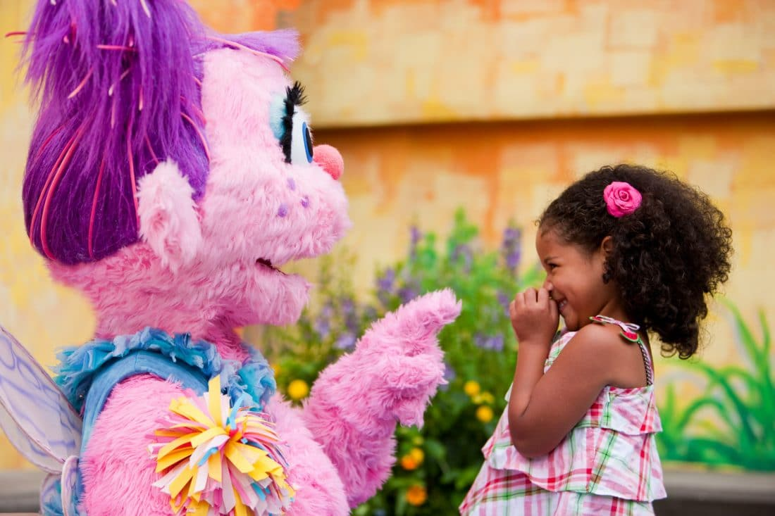 Every weekend from April 13 through May 20, join Elmo, Cookie Monster, Abby Cadabby and everyone's favorite furry friends for fun atSesame Street® Kids' Weekends. Grab your spring time tickets today.