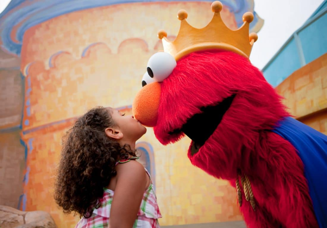 Every weekend from April 13 through May 20, join Elmo, Cookie Monster, Abby Cadabby and everyone's favorite furry friends for fun atSesame Street® Kids' Weekends. Grab your spring time tickets today for some weekend fun with Elmo.
