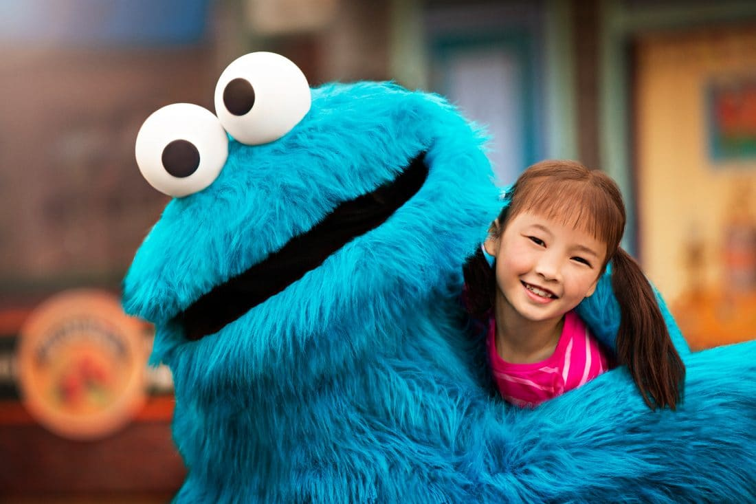Every weekend from April 13 through May 20, join Elmo, Cookie Monster, Abby Cadabby and everyone's favorite furry friends for fun at Sesame Street® Kids' Weekends. Grab your spring time tickets today for some weekend fun with our friend The Cookie Monster.