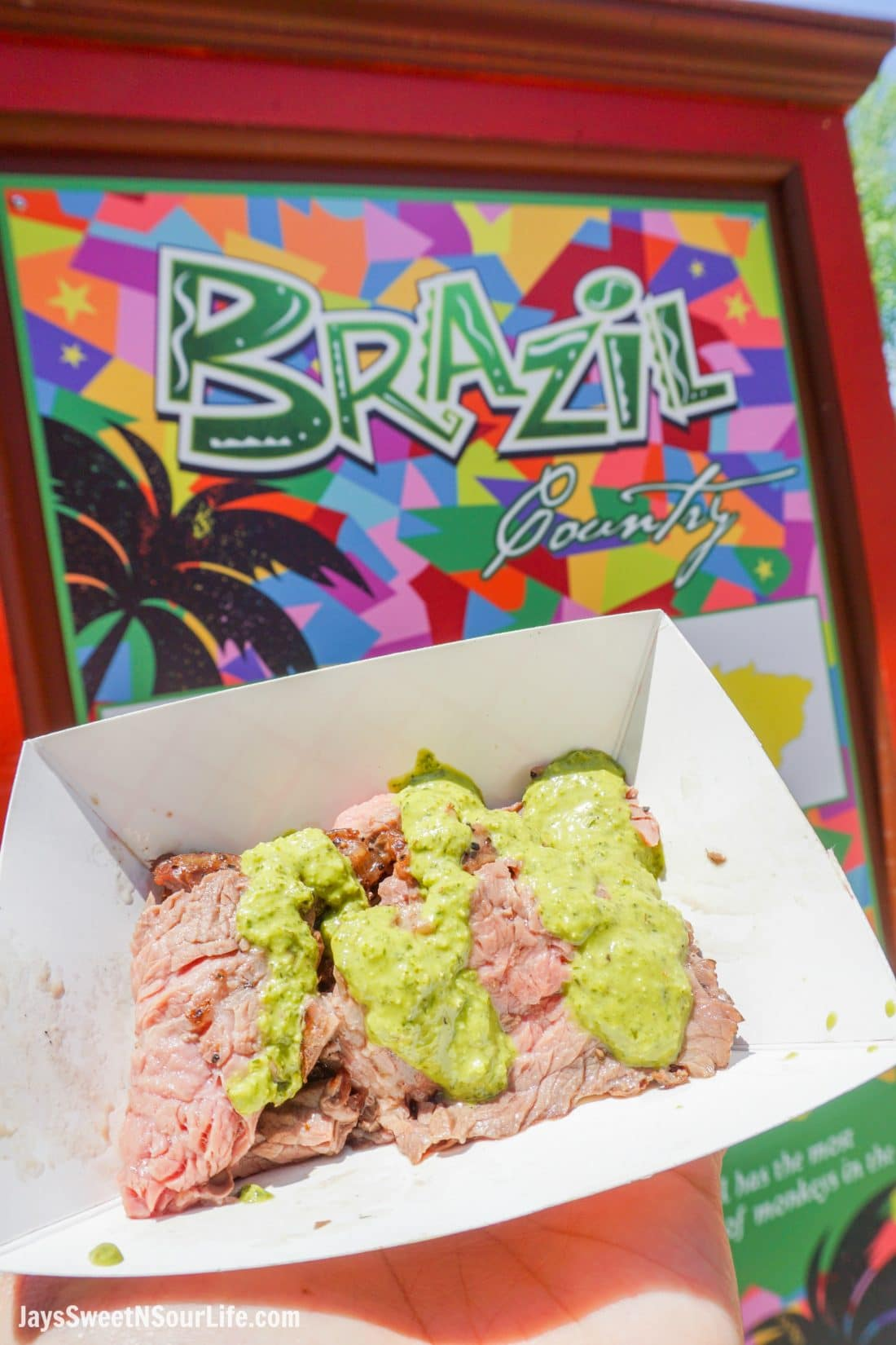 Brazil Food 2018 Busch Gardens Food and Wine Festival. Food & Wine Festival is from 11 am to close every Friday, Saturday and Sunday, May 25 - July 1.