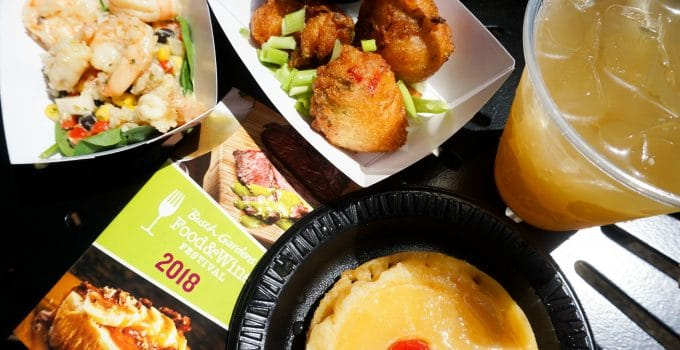5 Things You Don't Want To Miss at Busch Gardens Food and Wine Festival