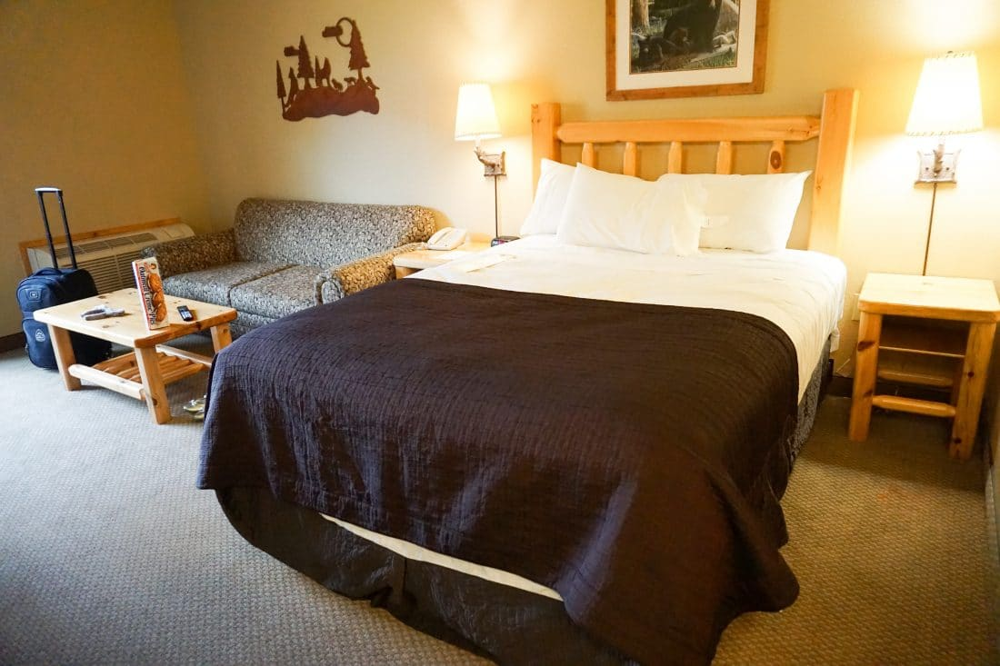 Bedroom Photo at at The Great Wolf Lodge Concord North Carolina. A Large Families Adventure Guide To Cabarrus County - North Carolina - via JaysSweetNSourLife.com.