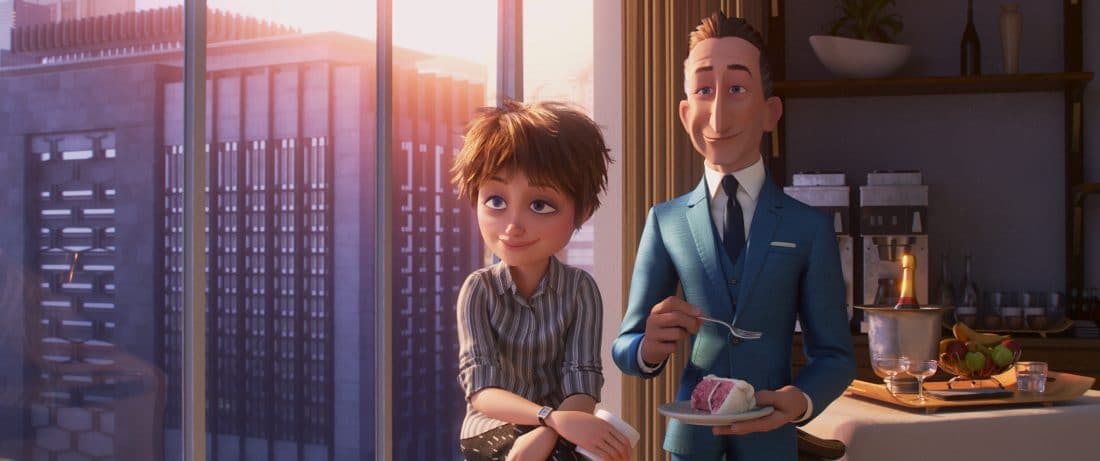 "In ""Incredibles 2,"" siblings Winston and Evelyn Deavor are huge fans of the Supers and start a campaign to improve their public image and ultimately bring them back. Featuring the voices of Catherine Keener as the brilliant and laid-back Evelyn Deavor, and Bob Odenkirk as the ultra-wealthy and savvy Winston Deavor,"
