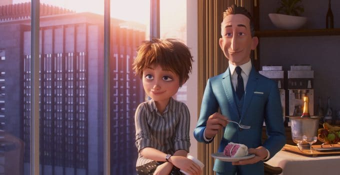Incredibles 2 Interview with Bob Odenkirk & Catherine Keener   Voices of Winston and Evelyn Deavor