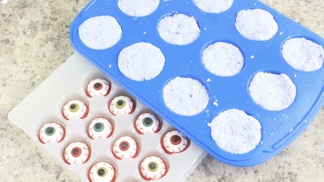 Step 9 Zombie Eyes Bath Bombs. Create your very own DIY Zombie Eyes Bath Bombs.