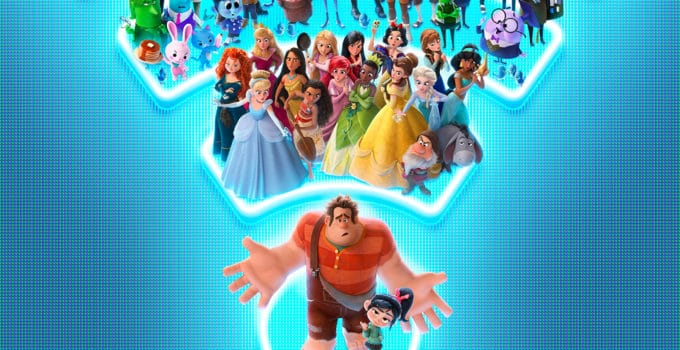 Ralph Breaks The Internet – New Trailer & Poster Now Available