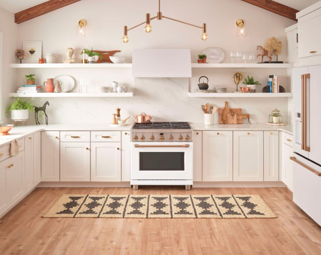 Matte GE Kitchen Modern Kitchen Idea. Introducing the Café Matte Collection from GE, a collection of modern kitchen appliances that you can customize. Find them at your local Best Buy.
