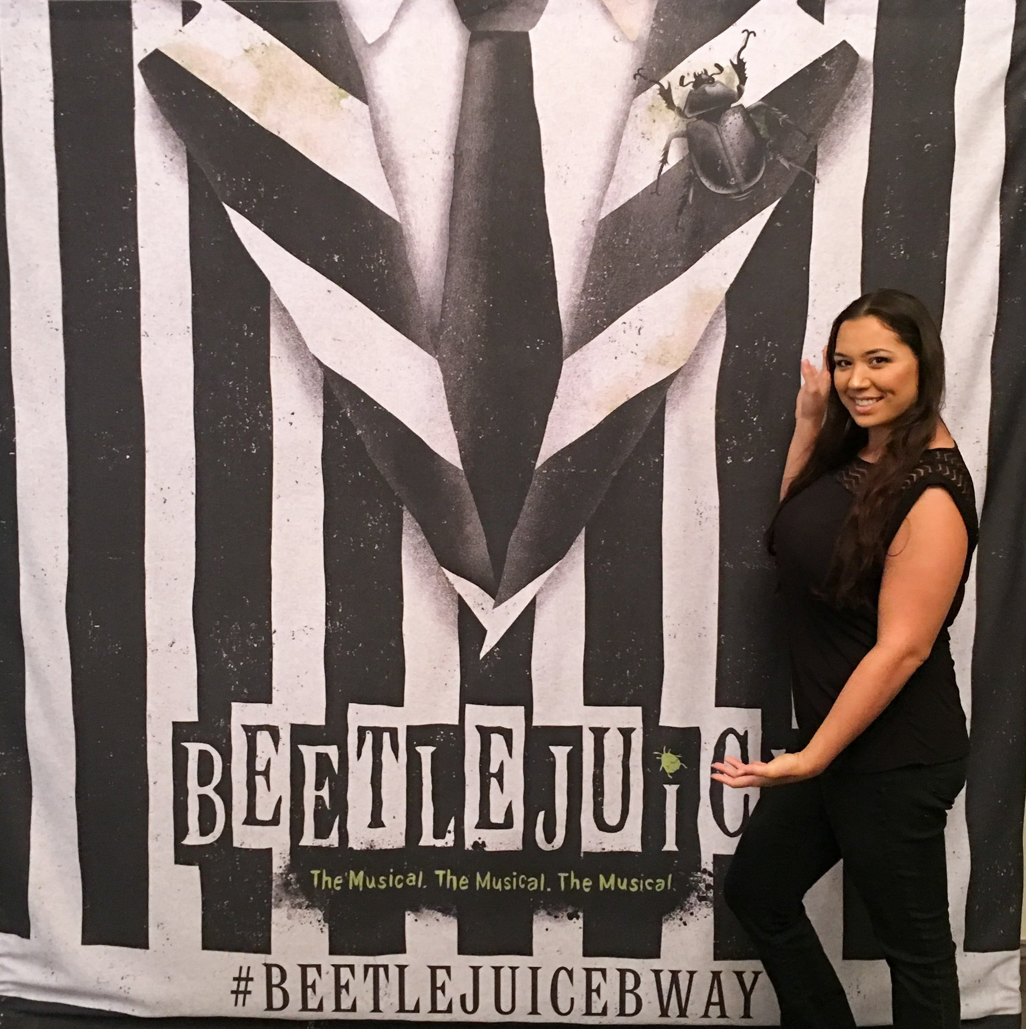 Beetlejuice The Musical Jay. Beetlejuice The Musical will be showing at the National Theater in DC Now till Nov 18, 2018. Follow this Raunchy humorous musical as you explore the world of Beetlejuice even deeper than the previous movie showed.