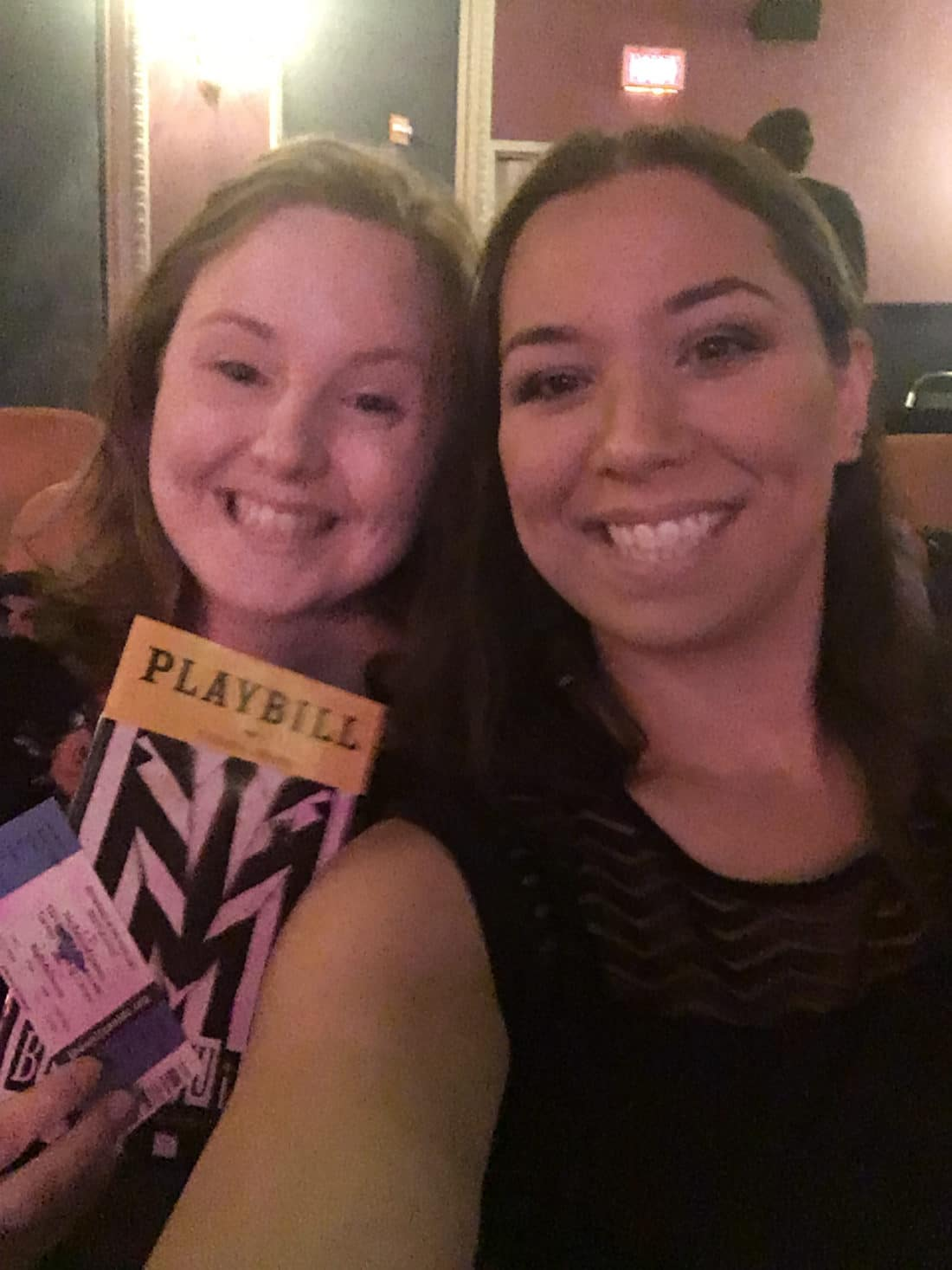 Beetlejuice The Musical Jay and Danielle. Beetlejuice The Musical will be showing at the National Theater in DC Now till Nov 18, 2018. Follow this Raunchy humorous musical as you explore the world of Beetlejuice even deeper than the previous movie showed.