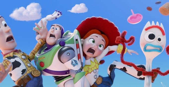It's Here! The Toy Story 4 Trailer and Poster Just Dropped!