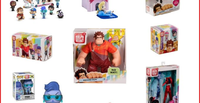Ralph Breaks The Internet Gift Pack Giveaway – Valued at over $130!