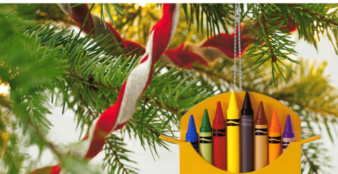 Holiday Gift Ideas With Crayola