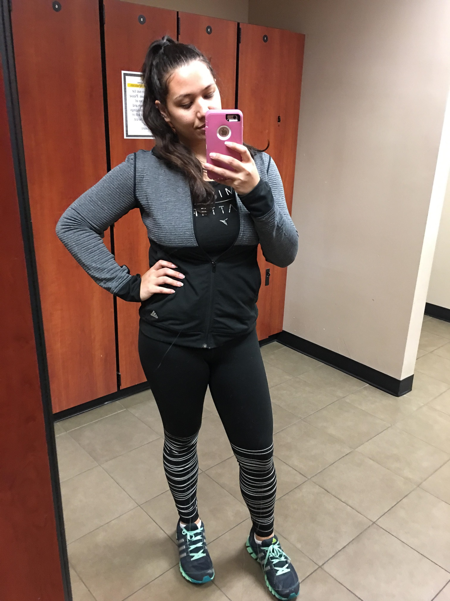 Jay Simms Workout Outfit. Planet Fitness Judgement Free Zones for the