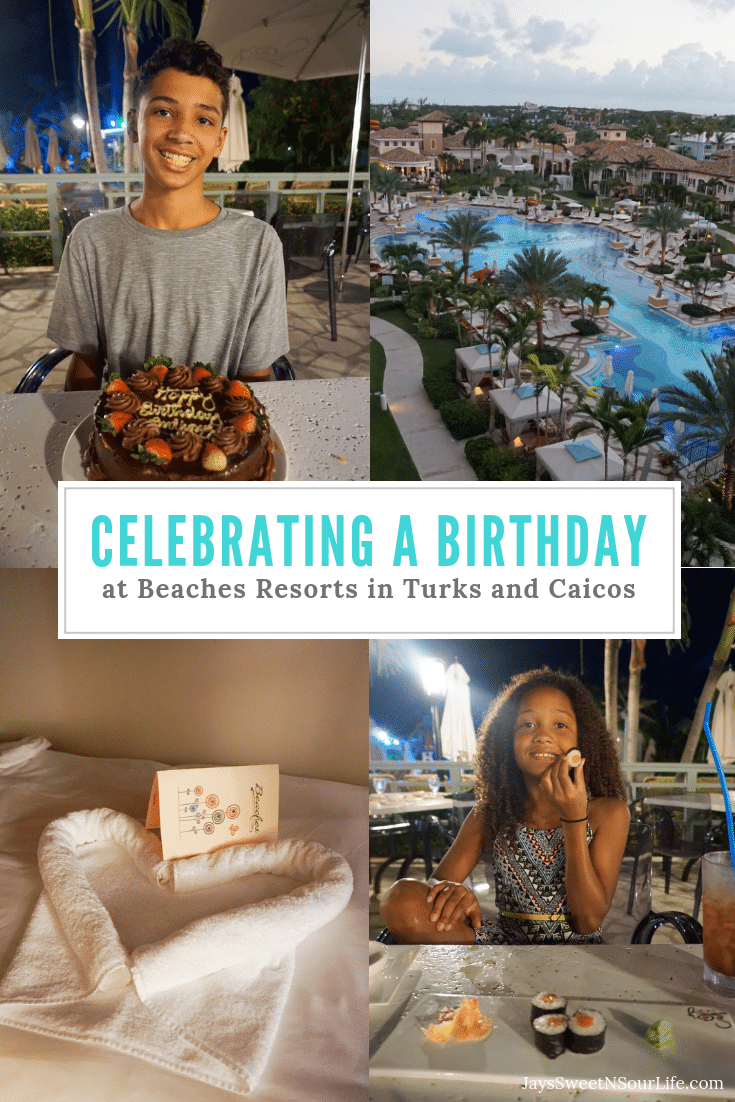 Celebrating A Birthday at Beaches Resorts in Turks and Caicos. Planning a trip to Beaches Resorts in Turks and Caicos? Learn about how you can celebrate your birthday in style during your next trip.