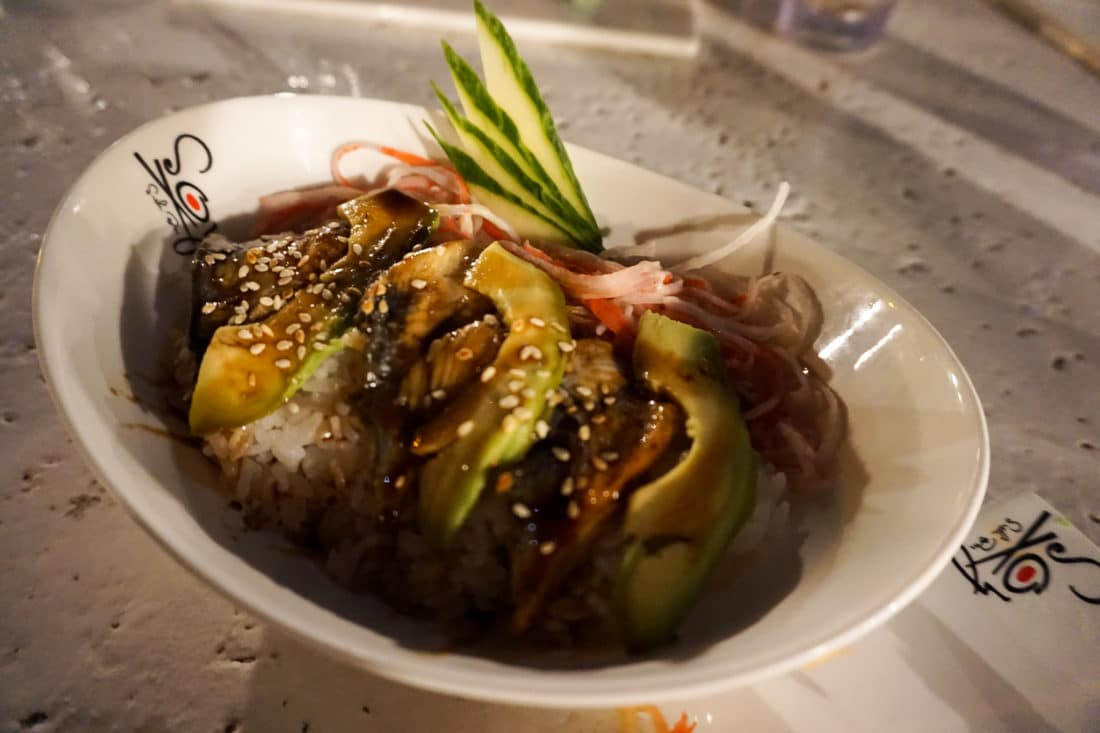 Poke Soy Sushi Bar Beaches Resorts ini Turks and Caicos. Planning a trip to Beaches Resorts in Turks and Caicos? Learn about how you can celebrate your birthday in style during your next trip.