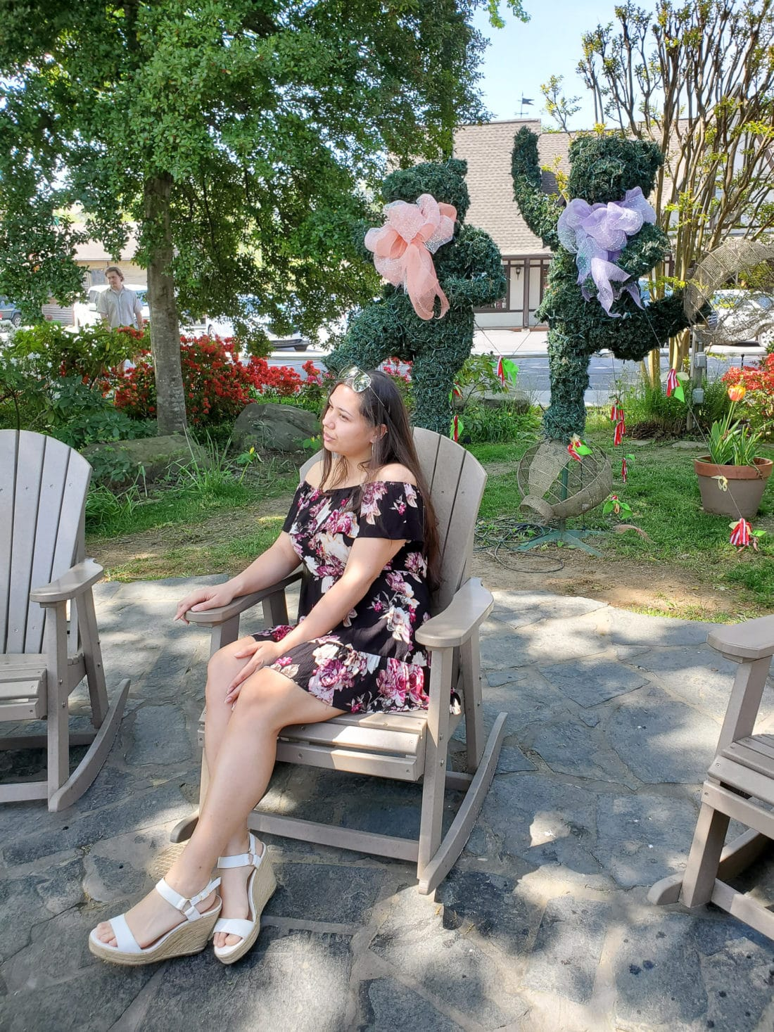 Jay's Style Black Booming Beauty Mini Dress Lounging. Jay shares her latest style for the season. Follow along as Jay shares all the fun and interesting outfits she loves in her newest blog feature Jay's Style.