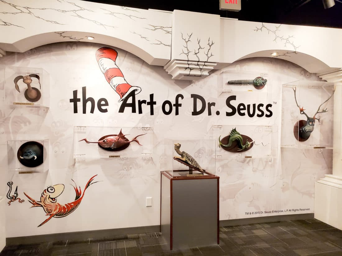"WonderWorks Art Of Dr. Seuss. One of the top things to do in Pigeon Forge, WonderWorks Indoor Amusement park, is one of the best Pigeon Forge Attractions. With over 35,000 square feet of ""edu-tainment,"" WonderWorks is an amusement park for the mind. Read our full review on the blog."