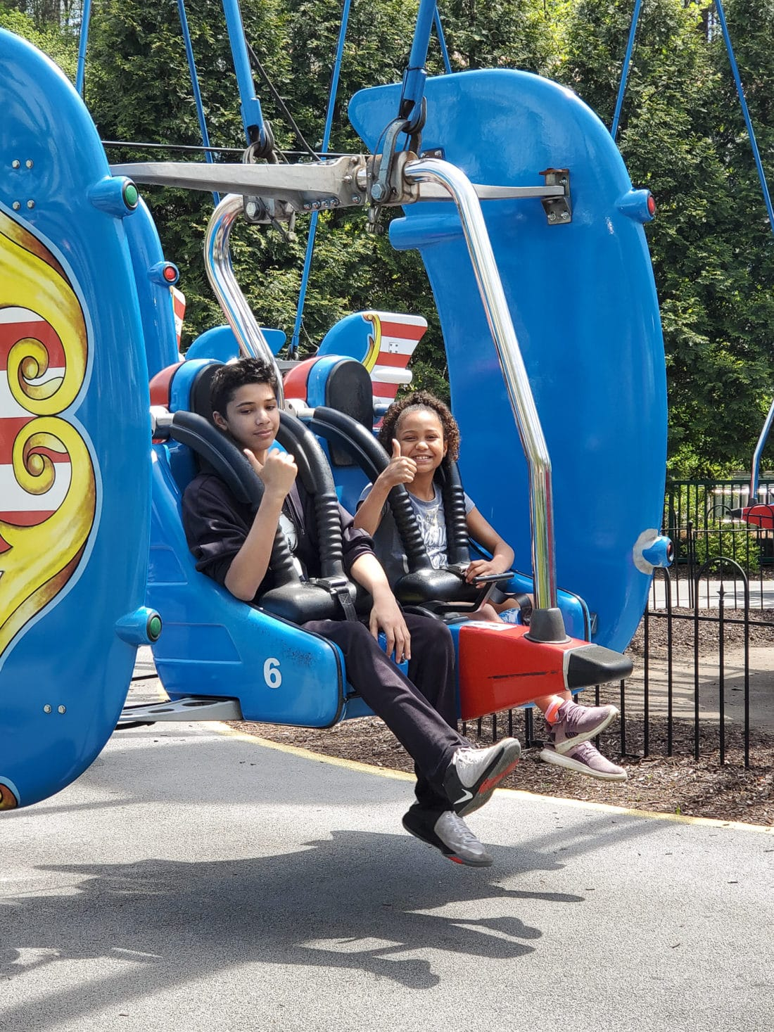 Dollywood Country Fair Ride. My family spent the day playing and eating at the Dollywood theme park, and we are happy to report we had a blast! Read all about our trip and learn why Dollwood is a must visit destination while you are in Pigeon Forge, TN.