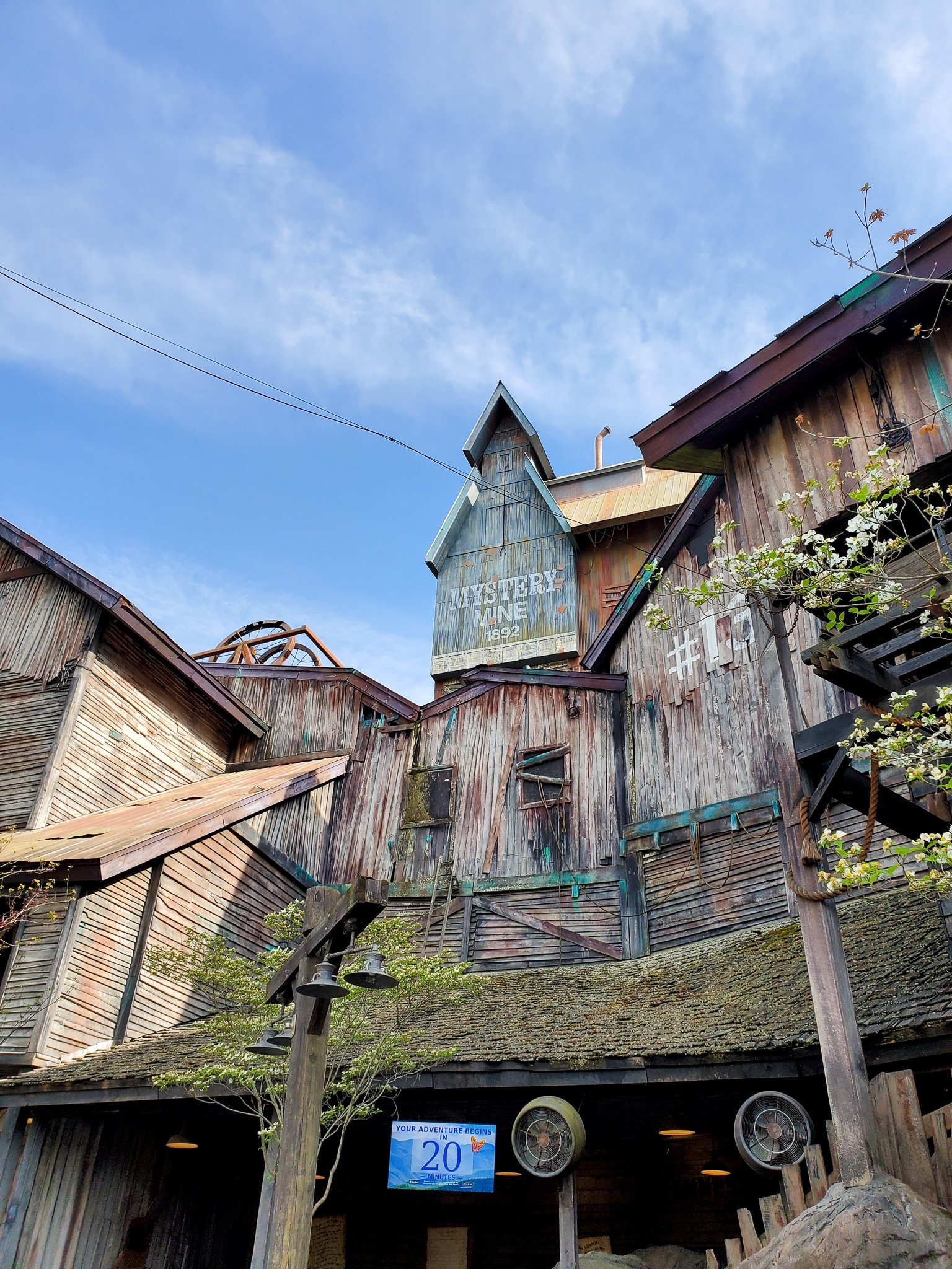Dollywood Mystery Mine. My family spent the day playing and eating at the Dollywood theme park, and we are happy to report we had a blast! Read all about our trip and learn why Dollwood is a must visit destination while you are in Pigeon Forge, TN.