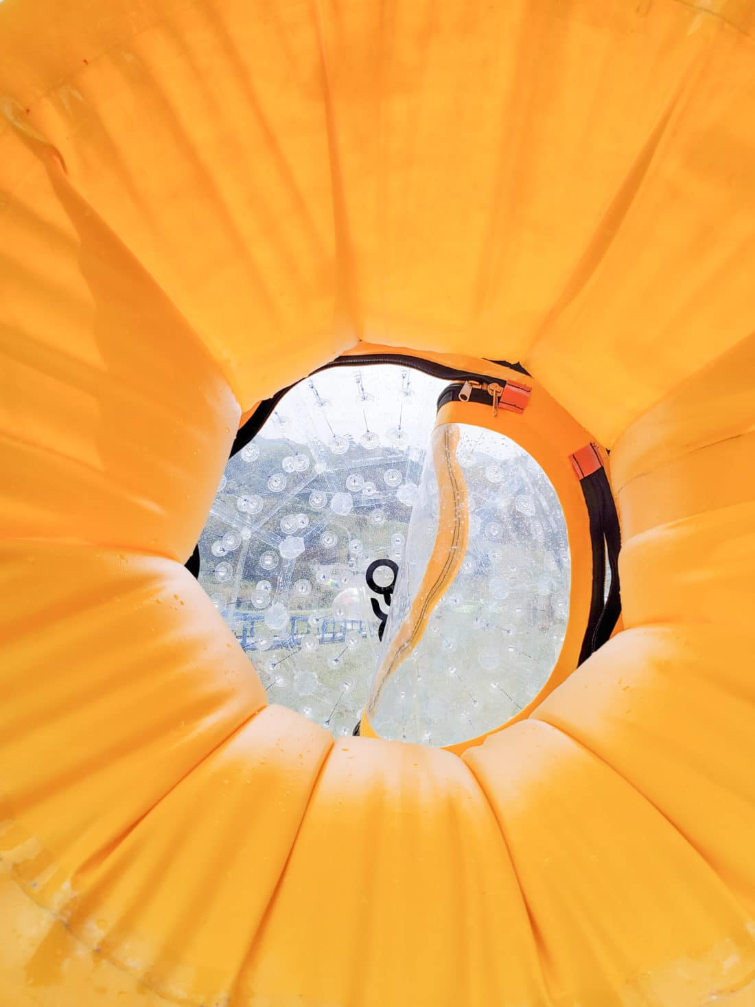 Outdoor Gravity Park Ogo Flap. Outdoor Gravity Park is an amazing adventure destination in Pigeon Forge, Tennessee at the foothills of the Smoky Mountains featuring zorbing, an attraction straight out of New Zealand.