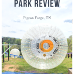 Outdoor Gravity Park in Pigeon Forge, TN Review. Outdoor Gravity Park is an amazing adventure destination in Pigeon Forge, Tennessee at the foothills of the Smoky Mountains featuring zorbing, an attraction straight out of New Zealand.