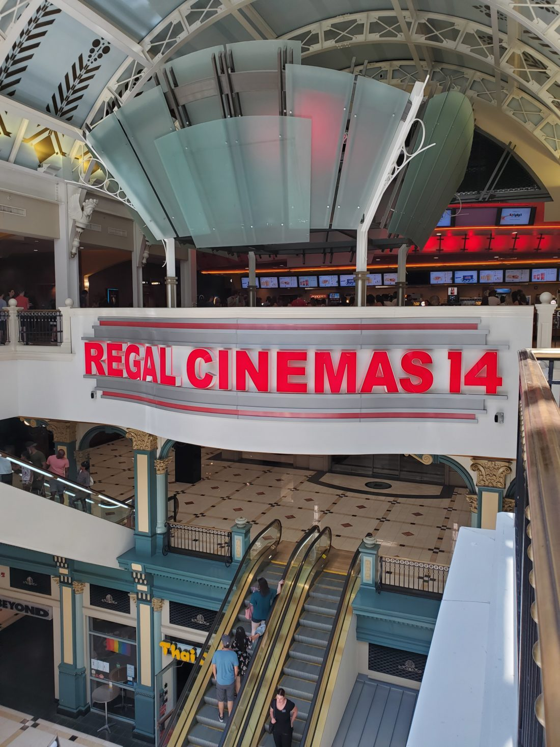Regal Cinema Washington DC. Catch the latest 4dx films in Washinton DC's Regal Cinema Gallery Place 14.
