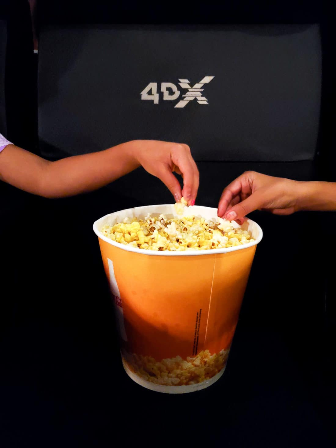 4DX Seat Popcorn. The flightless angry birds and the scheming green piggies take their beef to the next level in The Angry Birds Movie 2!