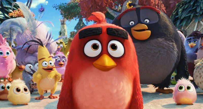 Angry Birds Movie 2 Red. The flightless angry birds and the scheming green piggies take their beef to the next level in The Angry Birds Movie 2!