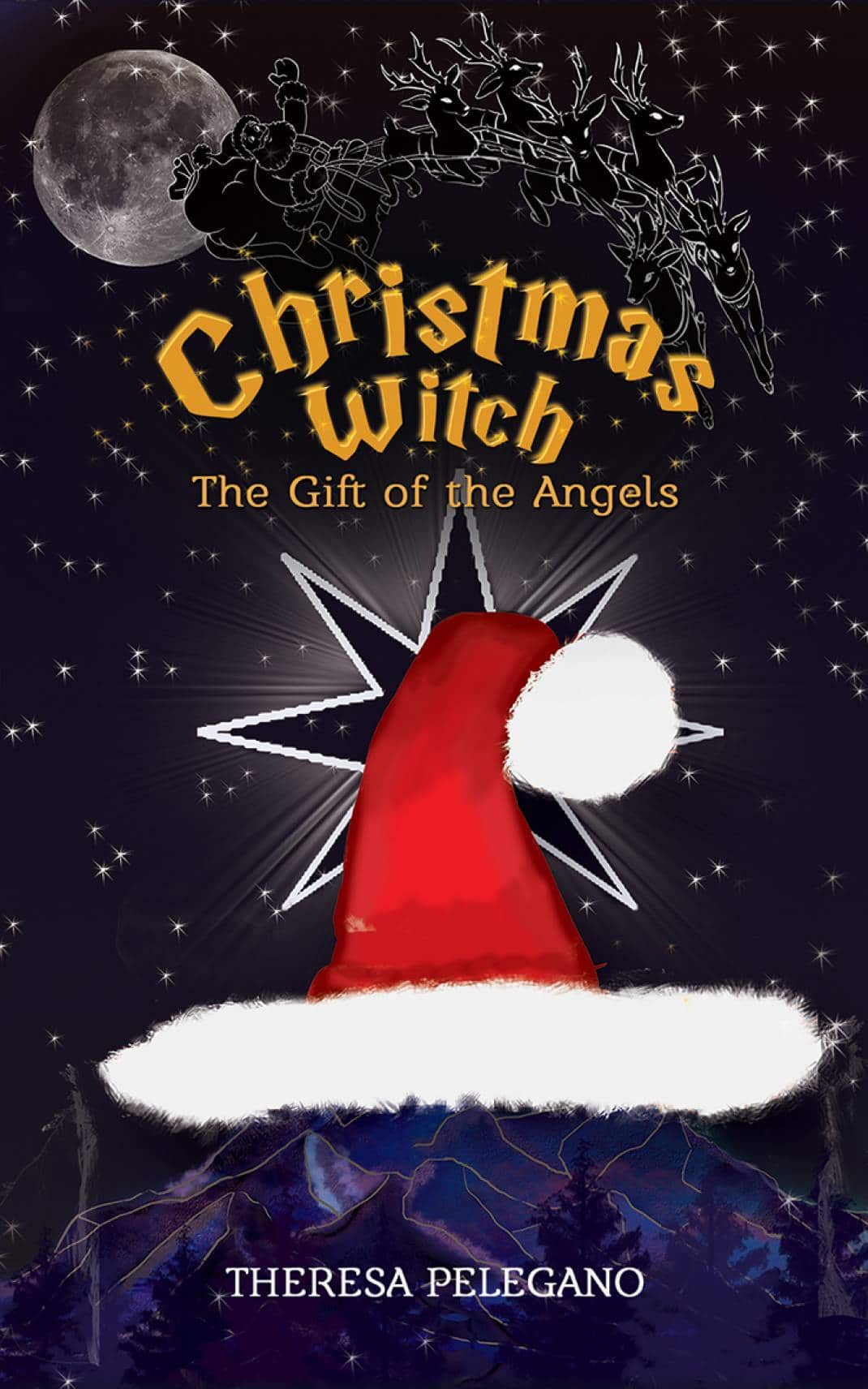 Christmas Witch, The Gift of Angels. Jessica Winters is an awkward teen. She always seems to be in the wrong place at the wrong time, and bad things happen. Bullied by other kids for her appearance, she clings to the few friends she has. Nick Claus has always been protective of Jessica. Since she arrived on campus and Nick's archenemy started to pick on her, Nick had her back. Click the Buy Now button to learn more.