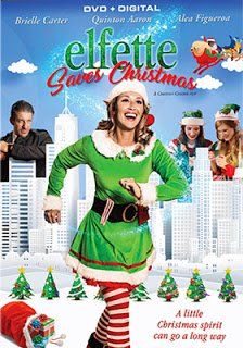 Elfette Saves Christmas. A not-so-ordinary elf named Elfette (Brielle Carter) finds her vacation in Florida cut short when there's suddenly a Christmas emergency- Santa Claus (Quinton Aaron) has been kidnapped by the New York Mafia's crime boss, Little Georgie (George Vricos)! Elfette to the rescue!