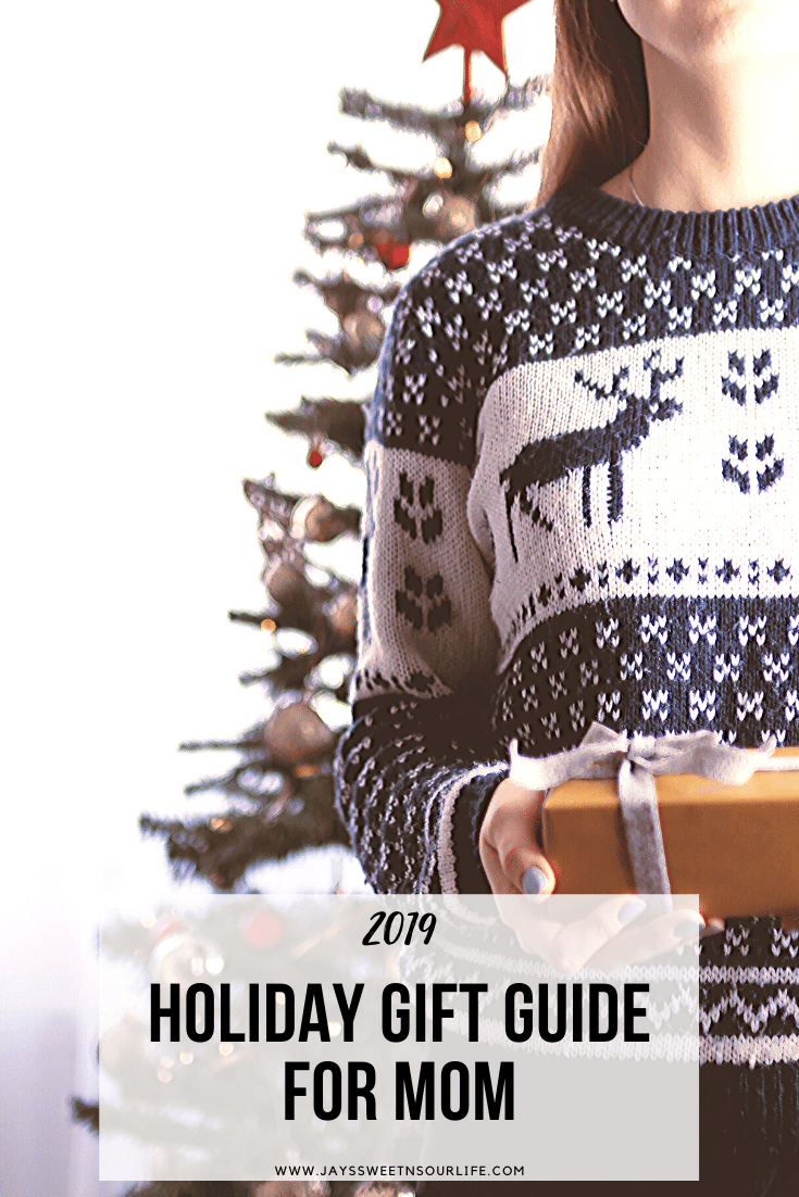 2019 Holiday Gift Guide For Mom. Take the guessing out of this holiday season's gifts by viewing my top holiday gift picks. Packed with some amazing products and services this Holiday Gift Guide is full of gifts any special woman in your life would love.