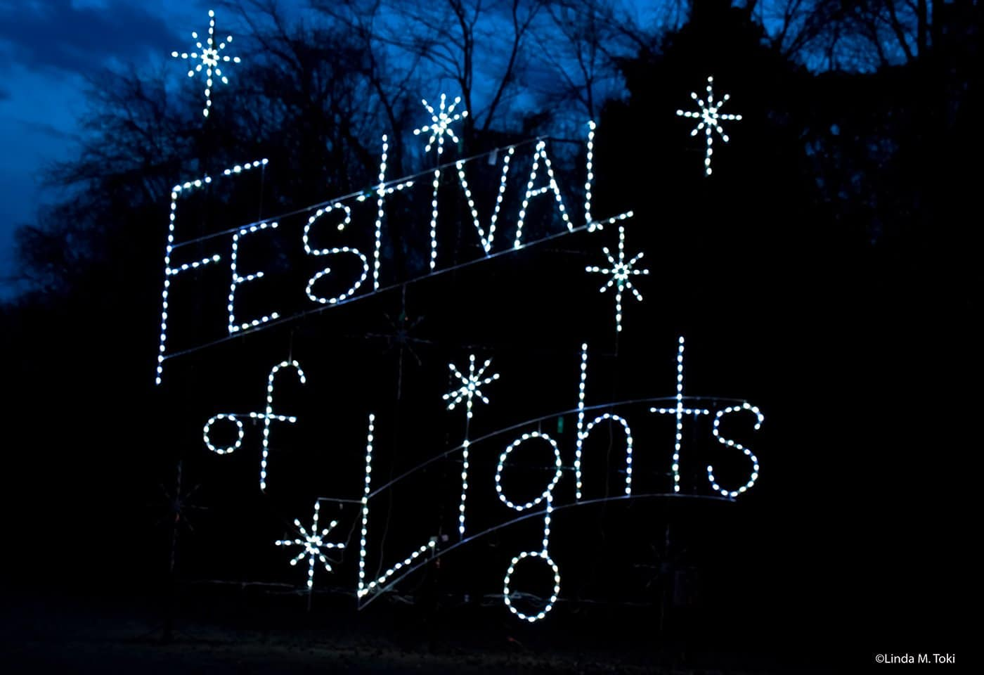 Bull Run Festival of Lights. Every year from Thanksgiving until just after New Year's Day, you can experience the Bull Run Festival of Lights, 2.5 miles illuminated by holiday light displays. Drive the festival route from the comfort of your car; turn out your headlights and just follow the magical glow.