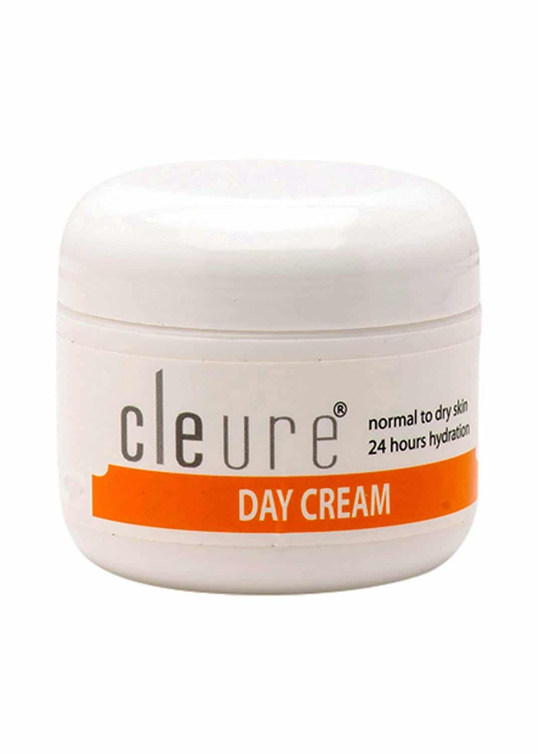 Cleure Day Cream for Sensitive Skin. Cleure Hypoallergenic Day Cream for Sensitive Skin is Paraben Free, Salicylate Free, Fragrance-Free and Gluten-Free and only has gentle ingredients. It is enriched with Shea Butter to help protect, soothe and repair your skin to look younger and beautiful