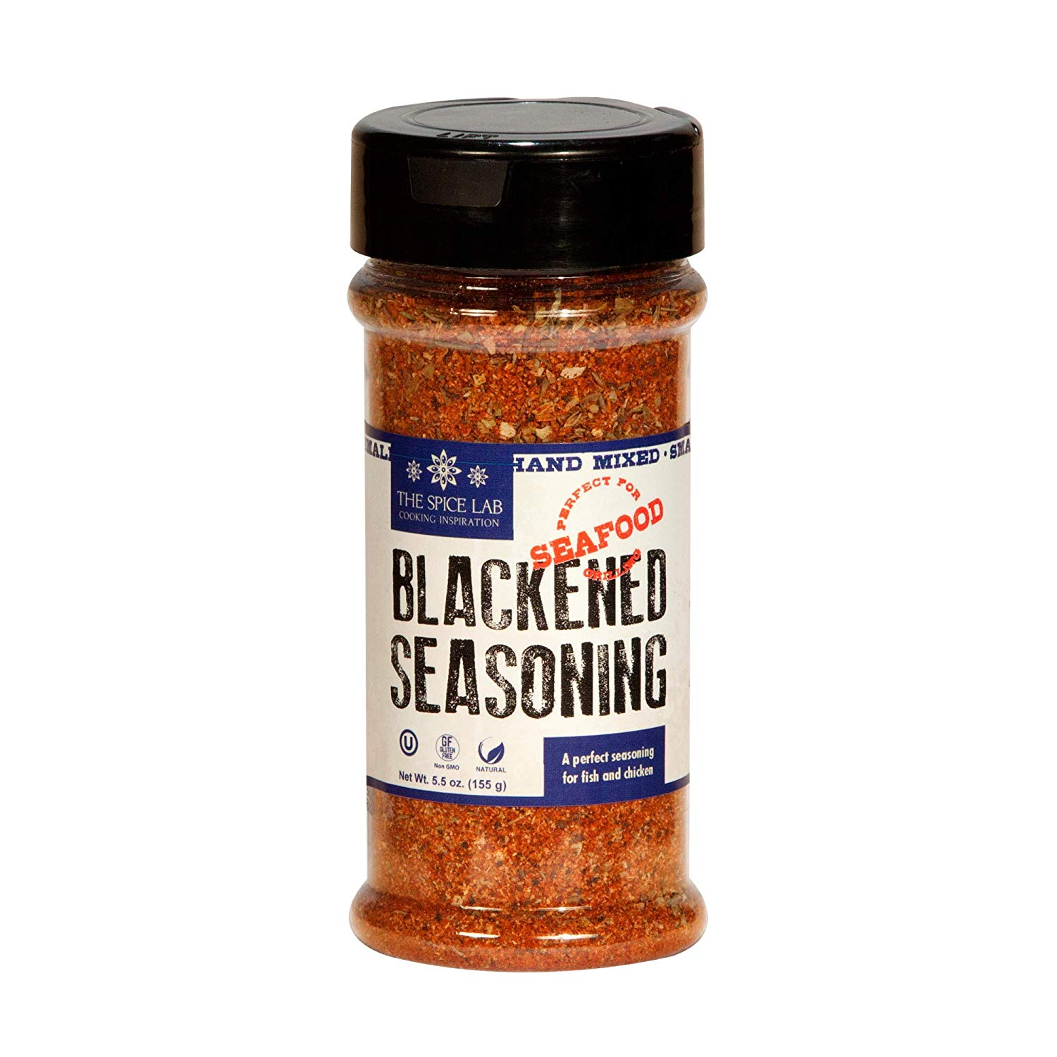 This New Orleans-style blackening blend adds a pop of flavor to seafood, shellfish or chicken. Simply coat meat in oil and season with the spice blend before cooking.