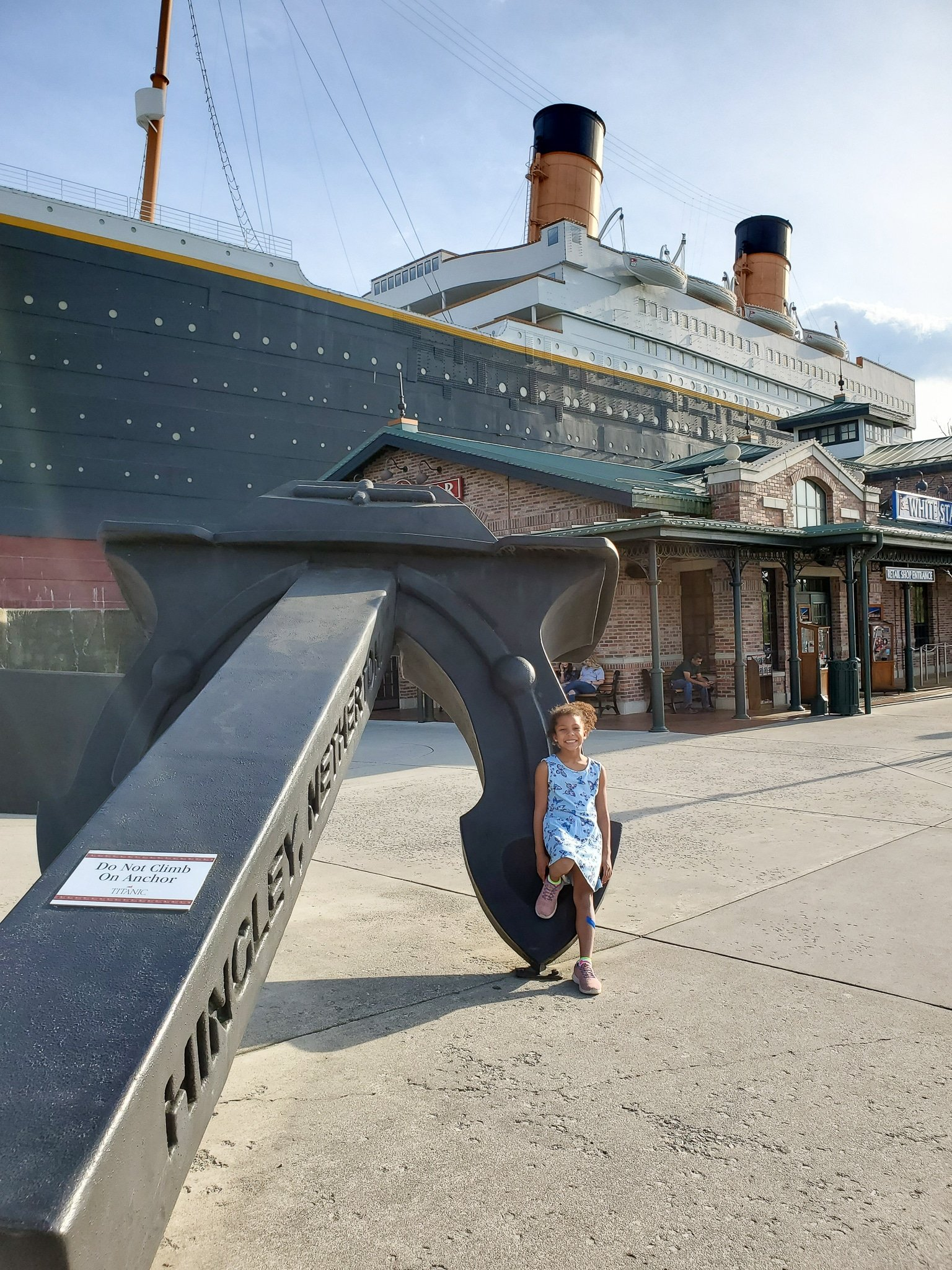 Titanic Museum Pigeon Forge Tennessee. With over 400 real TITANIC artifacts, valued at over four-million dollars, our Permanent, Interactive TITANIC experience goes beyond the obvious!