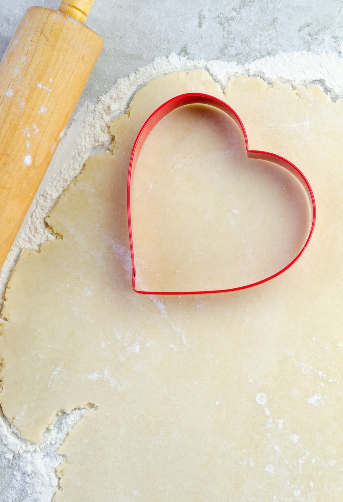 Butter Pie Crust. Say I heart you to someone special this Valentine's Day with a delicious homemade treat. Try my super easy to make Chocolate Cherry Hand Pies which include a from scratch buttery flaky pie crust.