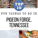 Pigeon Forge, Tennessee is full of fun things to do for all ages, the options of things to do are endless. No matter what time of year it is, Pigeon Forge is bursting at the seams with activities for the whole family. With the Smoky Mountains as your perfect backdrop read Top 10 Things To Do In Pigeon Forge Tennessee. Full of fun things to do for all ages.