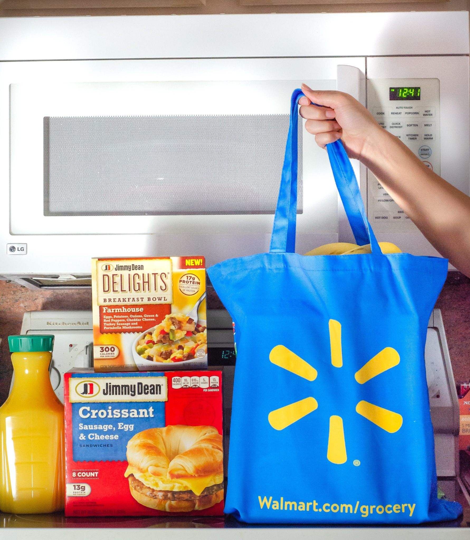 Jimmy Dean Walmart Shopable. Start your mornings off right with my 5 Stress-Free Breakfast Ideas featuring some of our favorite ways to start our day.