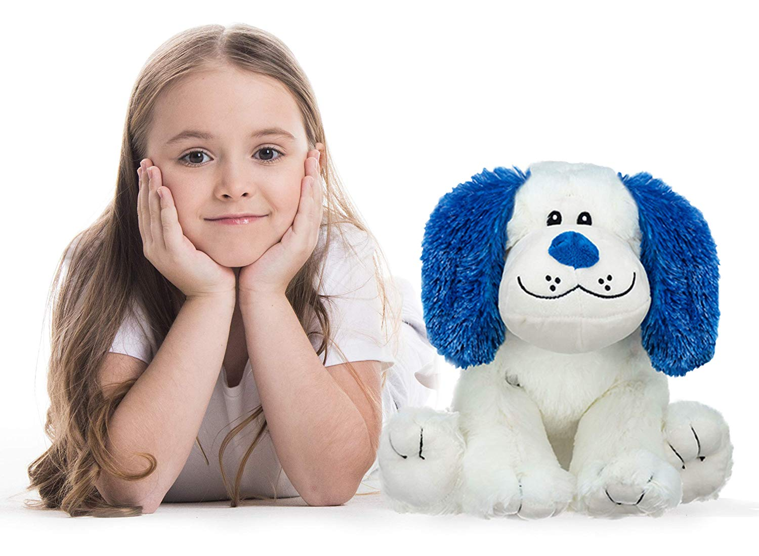 The Noodley LED Stuffed Animal Plush Light Up Toy. Kids love all things that light up! We designed this 4 color changing stuffed puppy dog to come to life with multi-colored LED lights that soothe children with fears of the dark. 2020 Valentine's Day Gift Guide from Jays Sweet N Sour Life Blog.