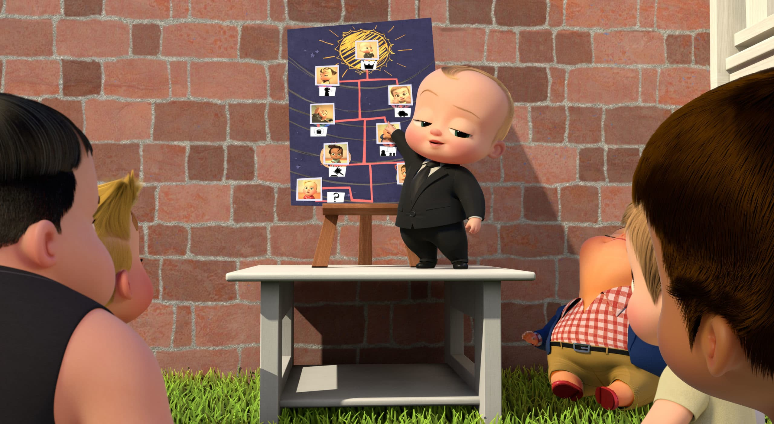 Boss Baby Org Chart. Boss Baby Season 3 Back In Business - Netflix Premiere March 16. The boss is back, baby! After a long sabbatical everyone's favorite modern career baby makes a comeback in the newly launched Season 3 trailer for ?DreamWorks The Boss Baby Back in Business?.