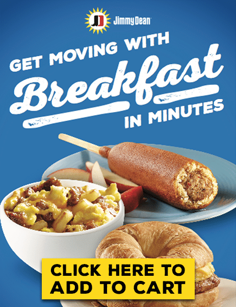 Jimmy Dean Jimmy Add To Cart. Start your mornings off right with my 5 Stress-Free Breakfast Ideas featuring some of our favorite ways to start our day.
