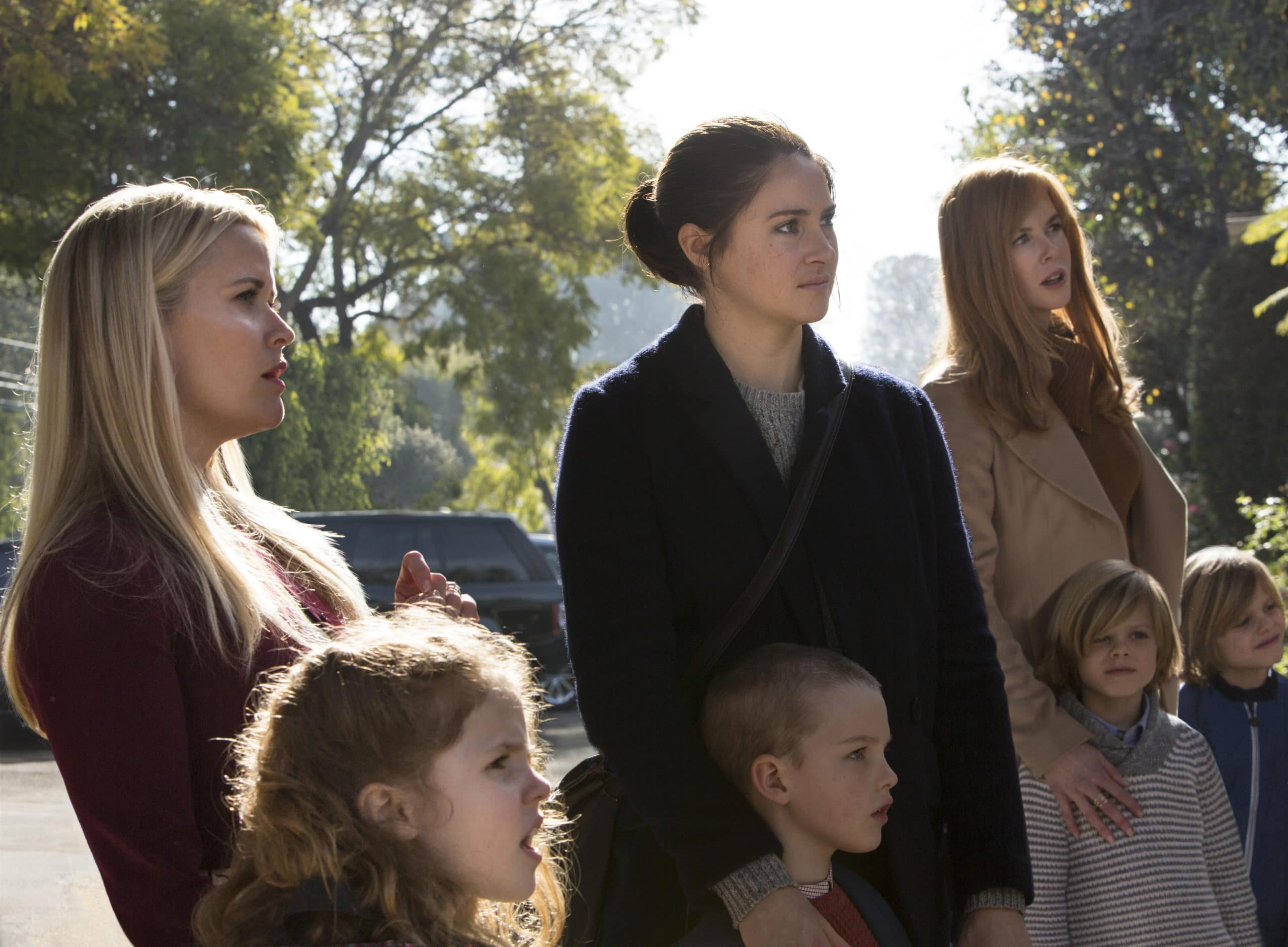 Big Little Lies. Instead of getting down and out about having to shelter in place away from your girl squad, have a girls night in and get lost in these Top 10 binge worthy female-centric TV series that have strong female leads and will give you the girl-power you have been missing!