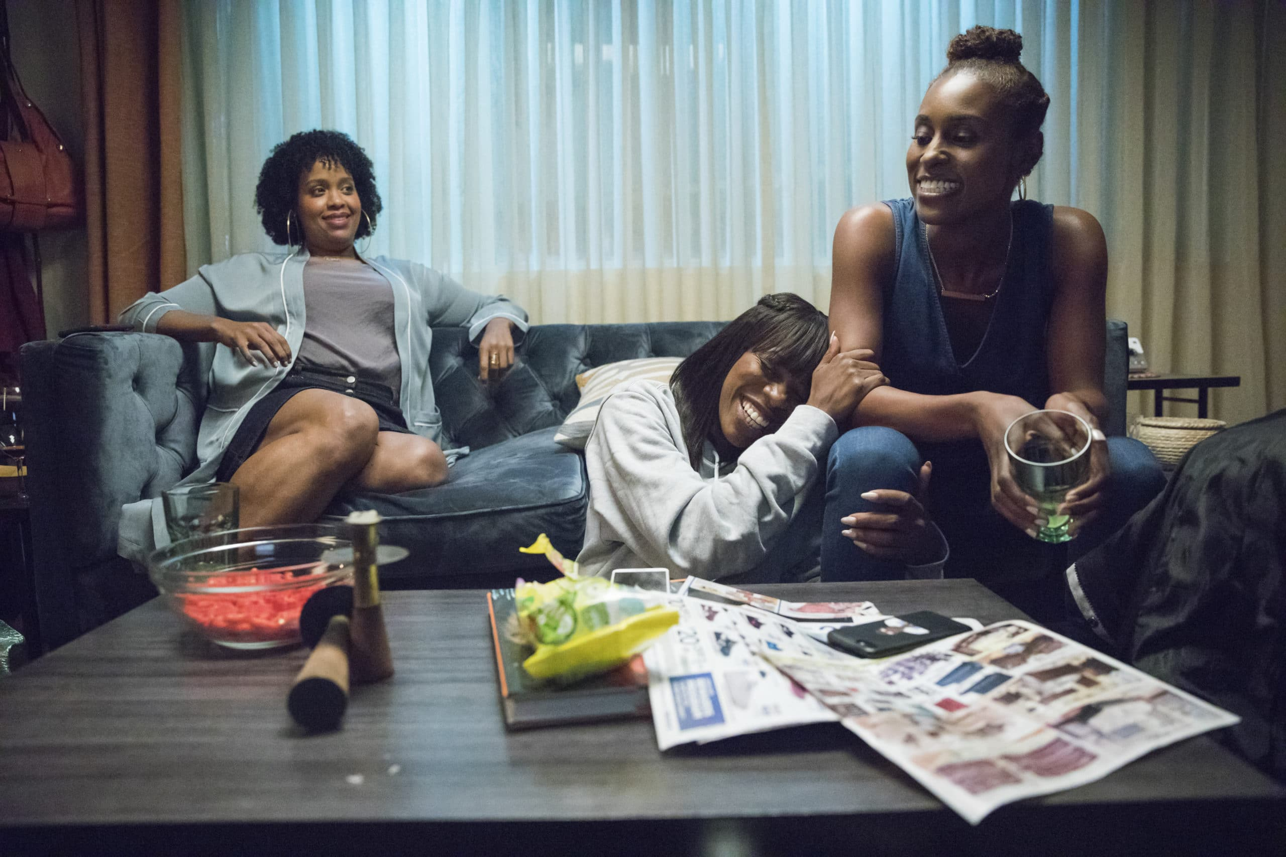 Insecure. Instead of getting down and out about having to shelter in place away from your girl squad, have a girls night in and get lost in these Top 10 binge worthy female-centric TV series that have strong female leads and will give you the girl-power you have been missing!