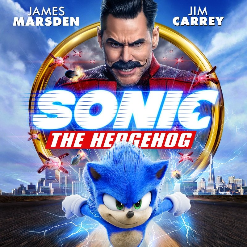 Sonic The Hedgehog. Get ready for epic fun and super-sonic action when everyone's favorite hedgehog races home in the blockbuster hit SONIC THE HEDGEHOG. SONIC THE HEDGEHOG is now available on 4K Ultra HD, Blu-ray, DVD, Digital and for rental On Demand or disc from Paramount Home Entertainment.
