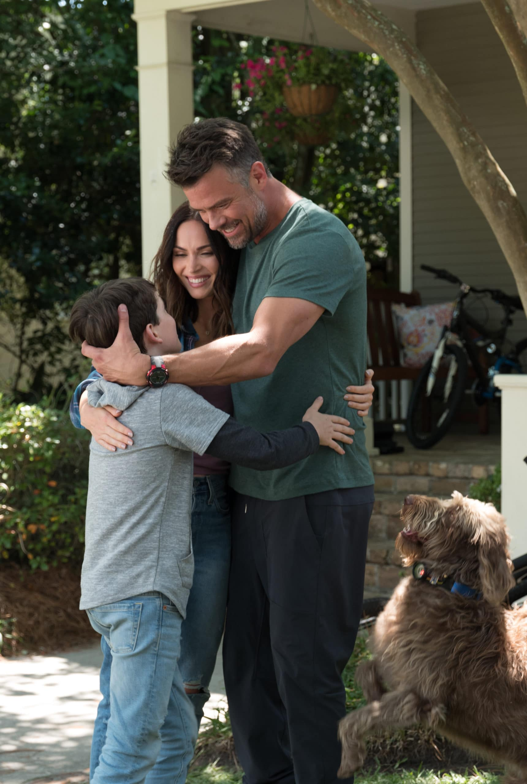 Think Like A Dog Family. It's time to give canines some love! Don't miss the paws-itively heartwarming family comedyThink Like a Dog, premiering on Digital, and On Demand June 9 from Lionsgate.